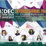 INDEC INTERNATIONAL FAIR 2017: GO FOR FUTURE – GO FOR LOVE