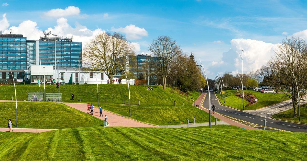 Trường University of Derby