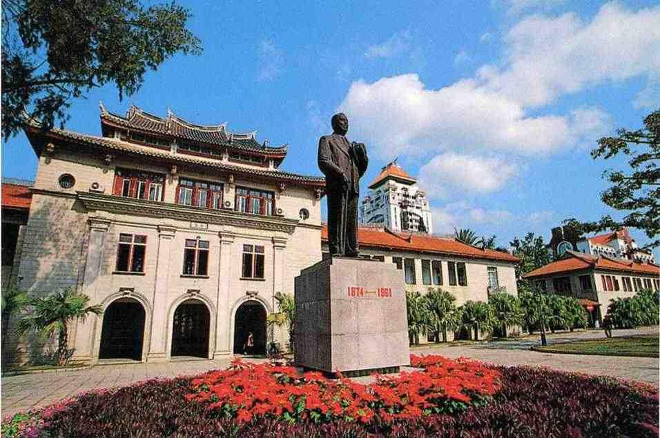Kết quả hình ảnh cho Đại học Hạ Môn