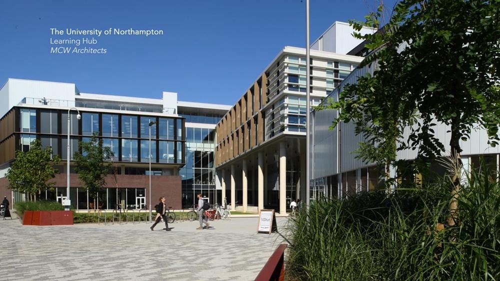 learinging hub - university of northampton