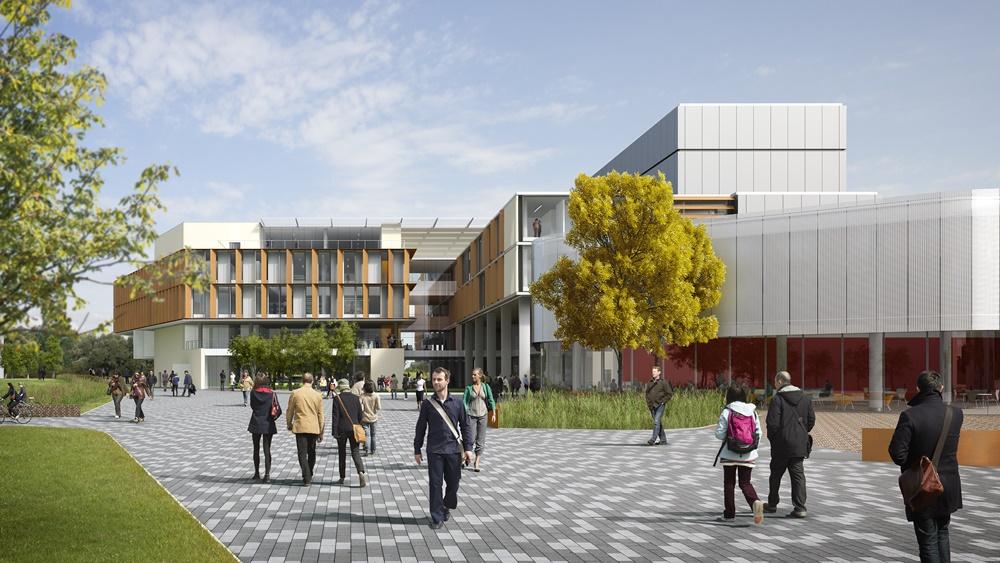 trường đại học Northampton