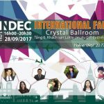 INDEC INTERNATIONAL FAIR 2017: GO FOR FUTURE – GO FOR LOVE