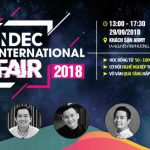 INDEC INTERNATIONAL FAIR 2018: GO FOR FUTURE, GO FOR LOVE