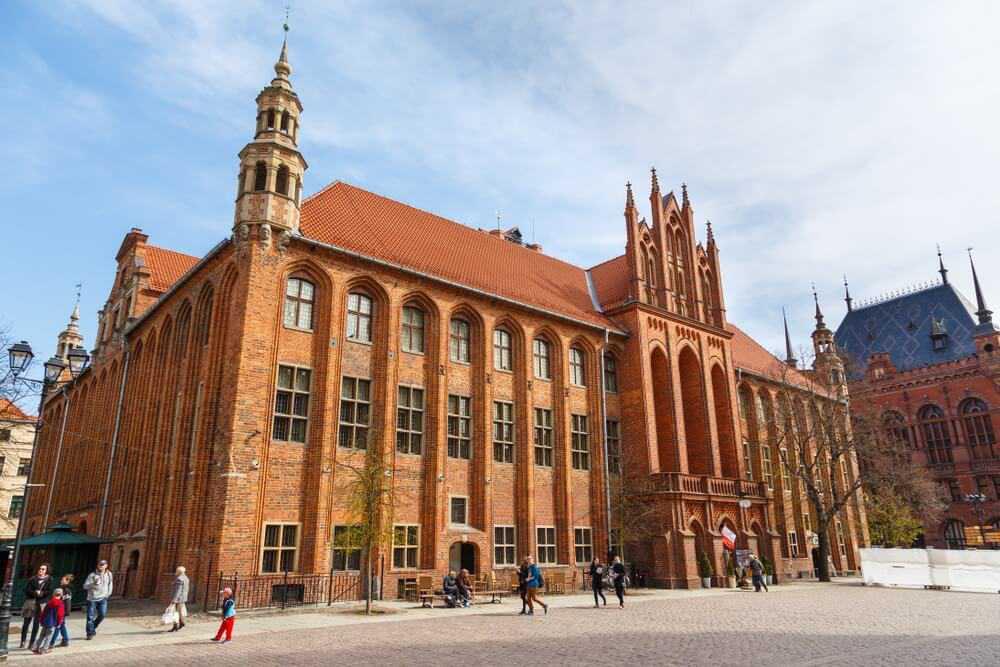 đại học Nicolaus Copernicus