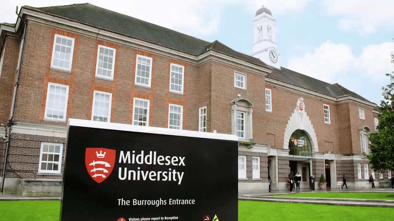 đại học Middlesex