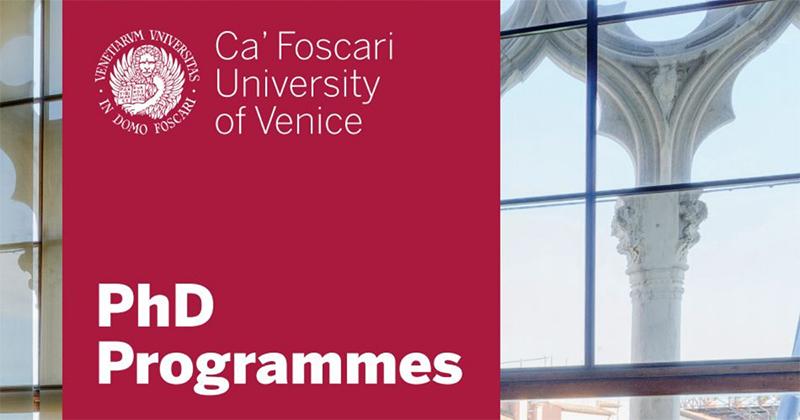 Cơ hội nhận học bổng toàn phần từ trường Ca'Foscari University of Venice (UNIVE) năm học 2020 - 2021