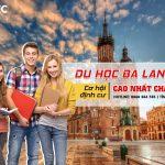 Du học Ba Lan và cơ hội định cư cao nhất châu Âu