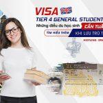 Cẩm nang từ A - Z về Visa Tier 4 - Phần 2: Những điều kiện du học sinh cần tuân thủ trong thời gian lưu trú