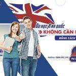 Du học Anh quốc không cần Ielts