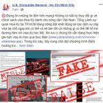Thông tin ngừng cấp visa Mỹ cho du học sinh Việt là không có cơ sở