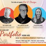 Webinar: Cách xây dựng một portfolio hoàn hảo - How to create a perfect portfolio?