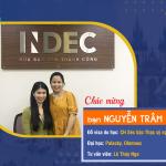 Chúc mừng bạn Nguyễn Trâm Anh đỗ visa du học Cộng hòa Séc
