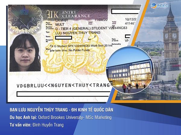 Giữa tâm dịch, một loạt du học sinh Việt vẫn nhận được visa từ nước châu Âu