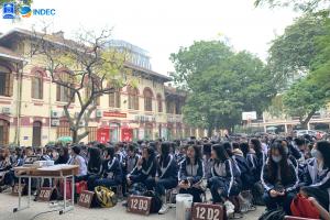 Hướng nghiệp tại THPT Trần Phú