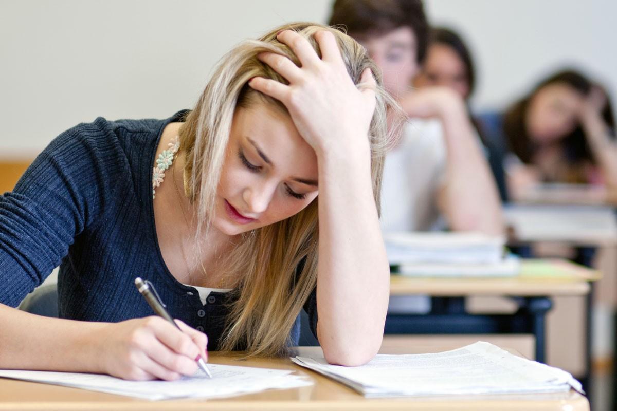 Không có kì thi SAT sẽ giúp học sinh giảm bớt áp lực thi cử