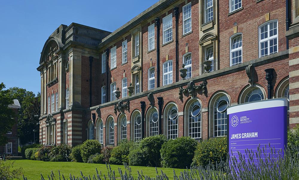 Thông tin trường Leeds Beckett - UK