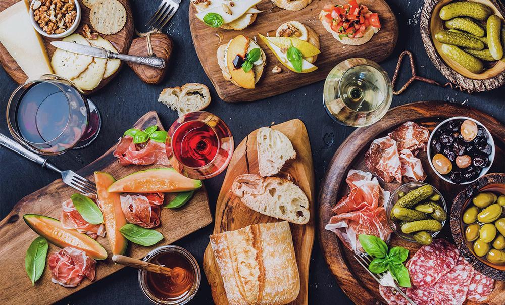 Du học Ý - Khám phá ẩm thực