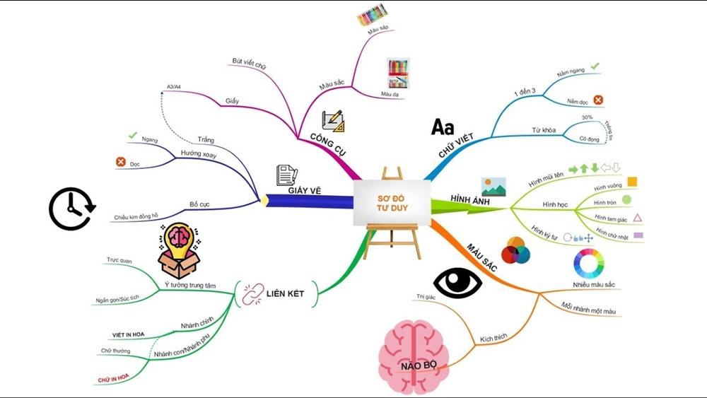 phần mềm vẽ sơ đồ tư duy