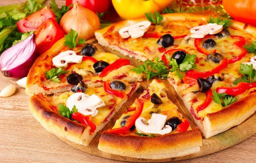 Pizza - tinh hoa trong nền ẩm thực Ý