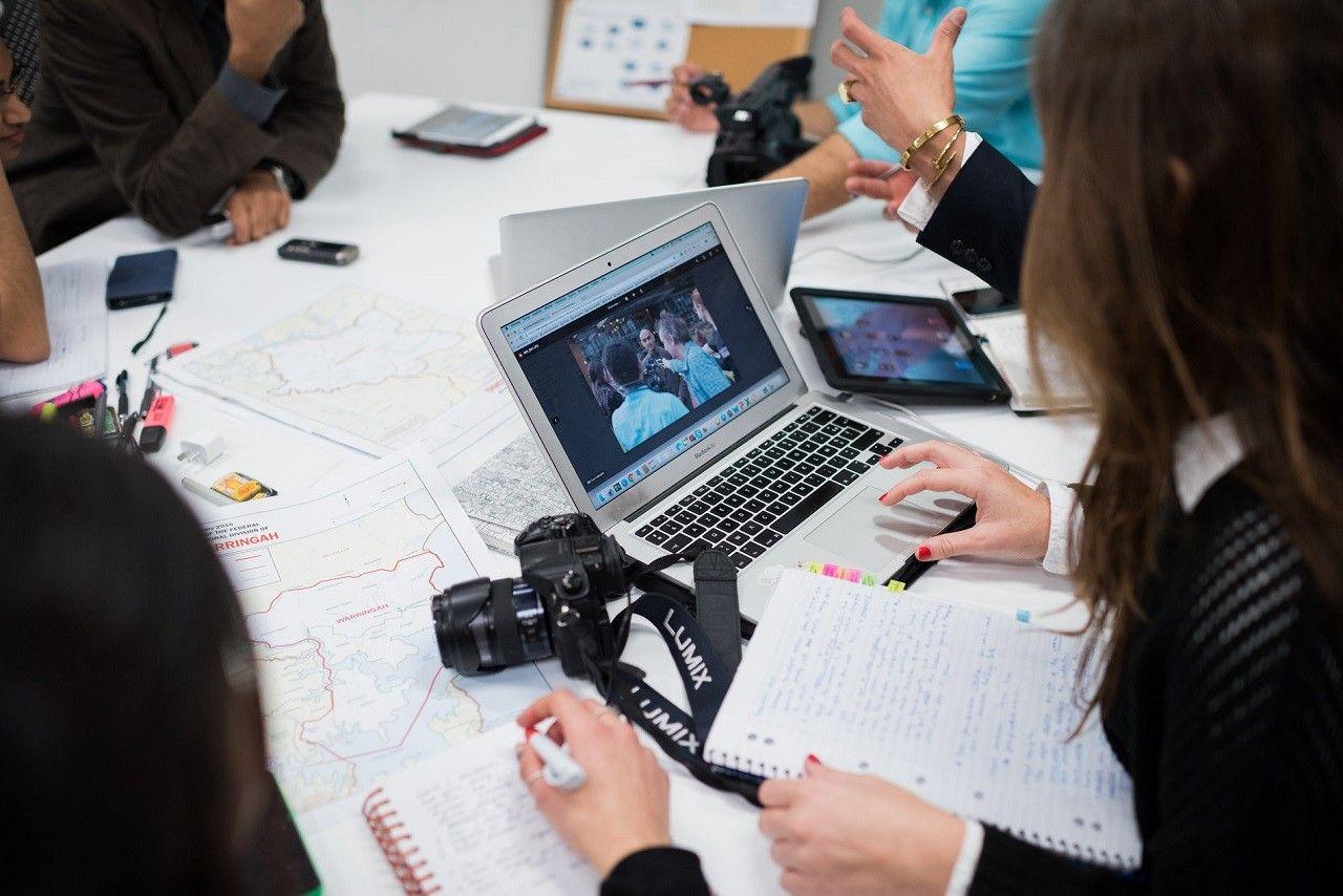 Ngành học về truyền thông mang lại nhiều cơ hội việc làm