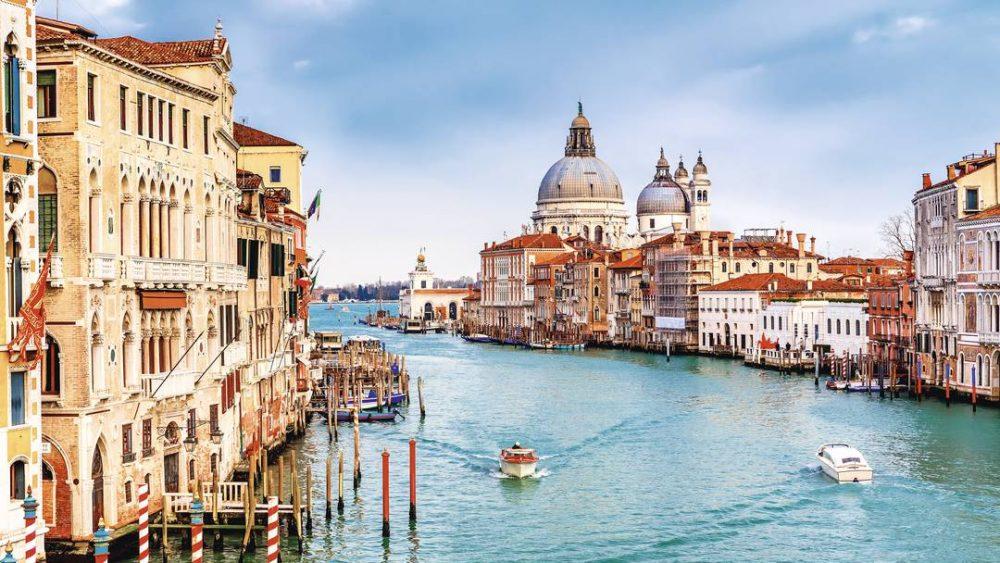 Ý là một đất nước thơ mộng với nhiều công trình kiến trúc đẹp tuyệt vời