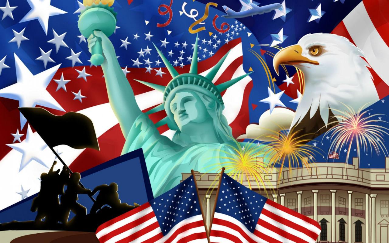 Mỹ là đất nước có nền văn hóa đa dạng và sôi nổi
