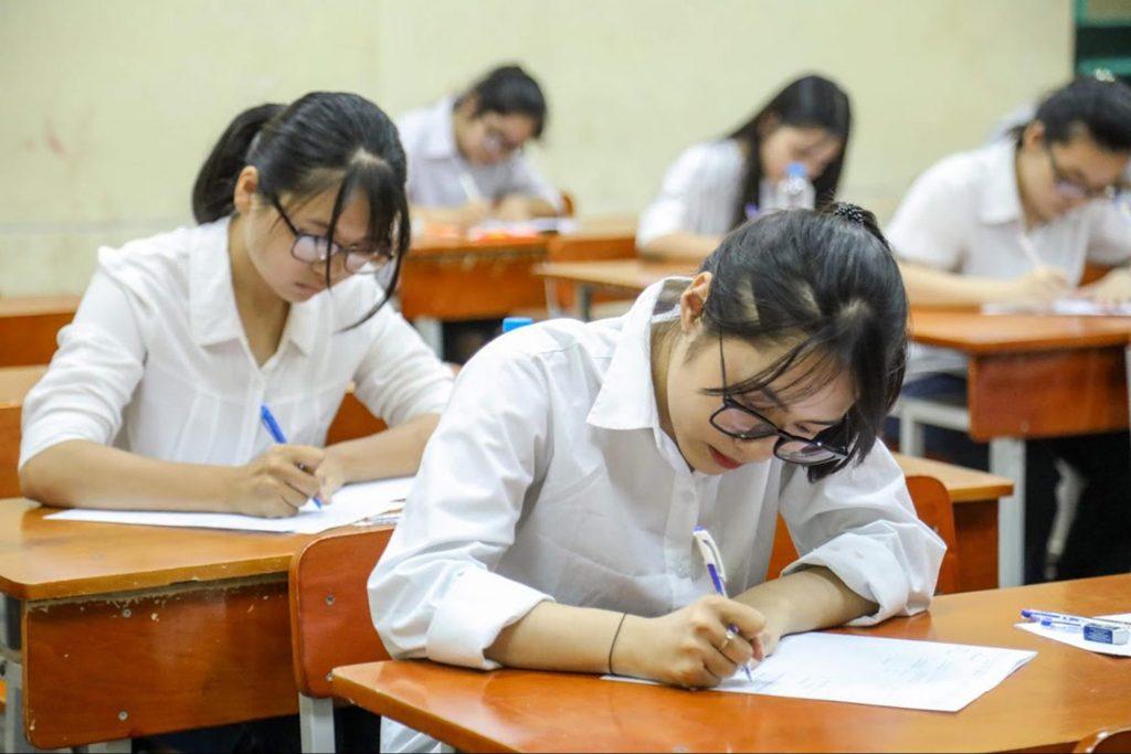 tốt nghiệp trung học phổ thông 2021
