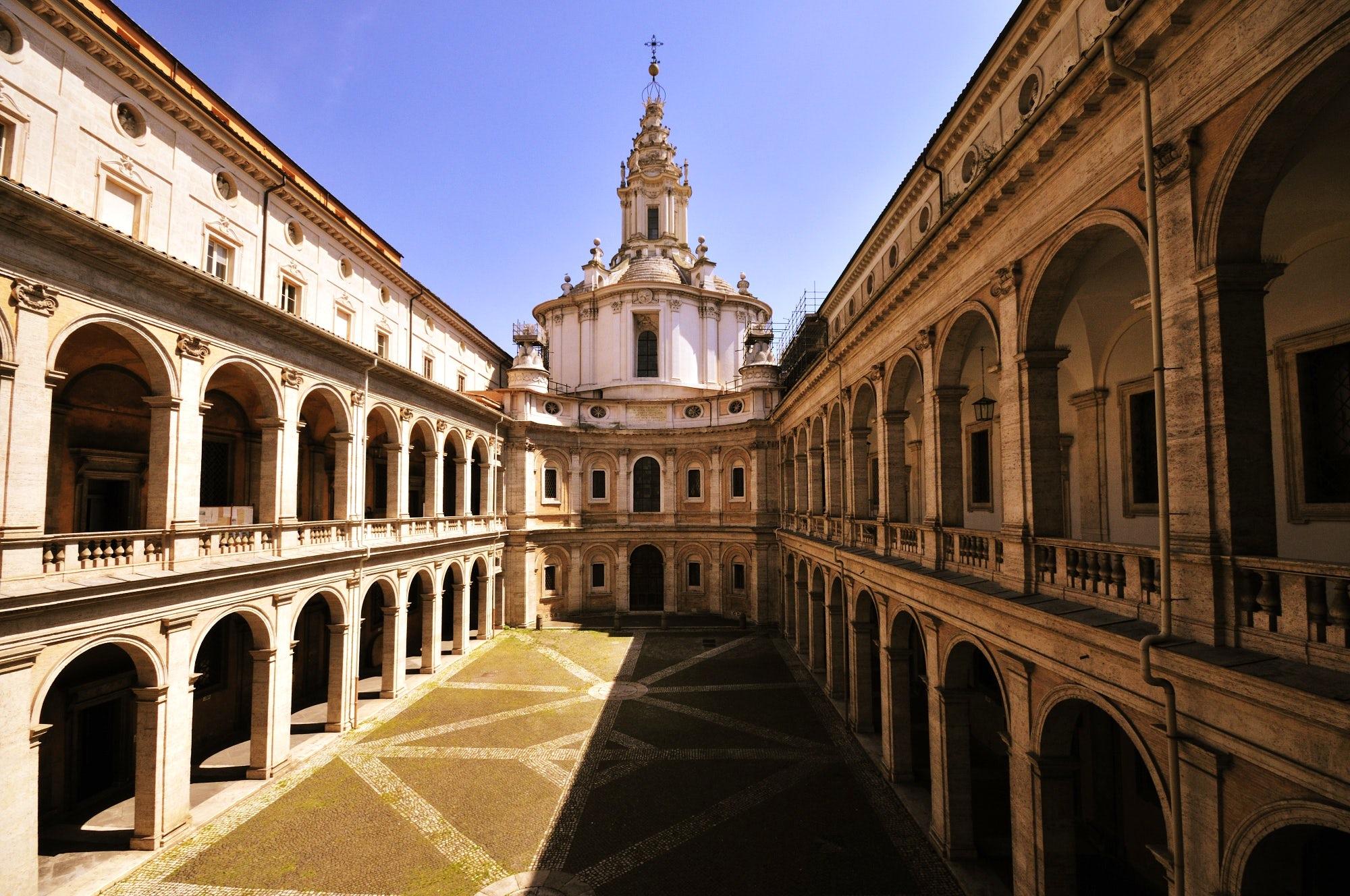 đại học roma sapienza