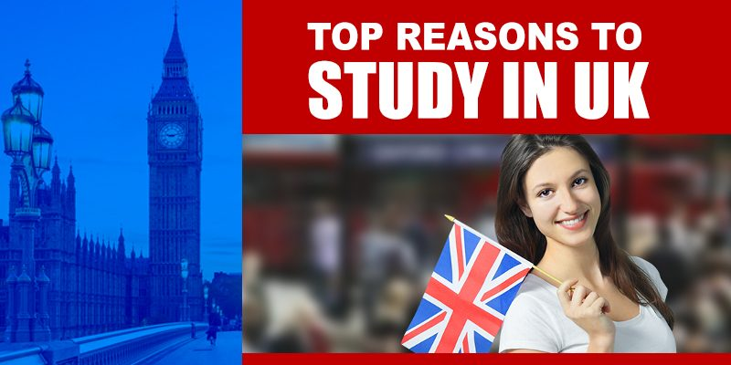 Những lý do vì sao bạn nên đi du học Anh