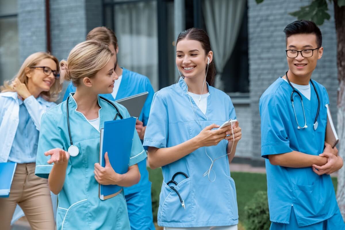 ngành điều dưỡng tại Mỹ